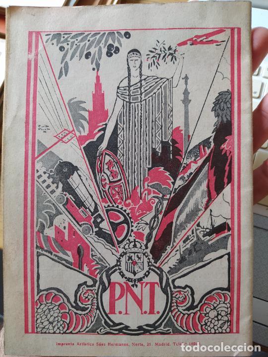 Libros antiguos: Dictadura Primo de Rivera. La Nueva España, Folleto propagandistico, 1930 MUY RARO - Foto 2 - 240874460