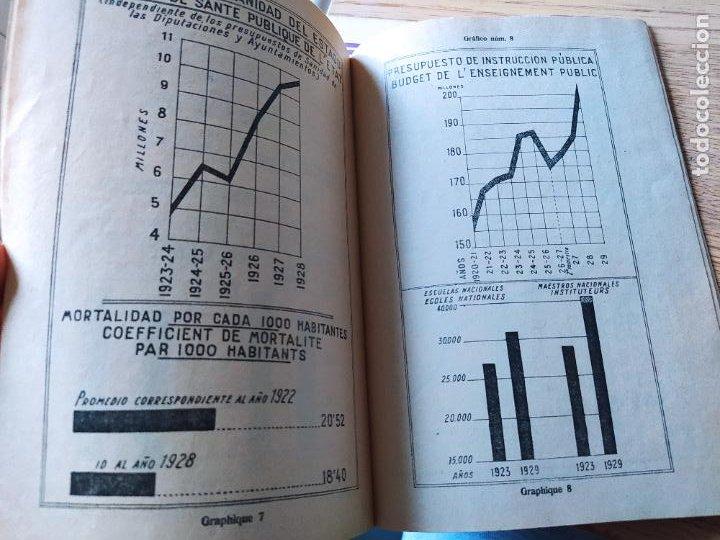 Libros antiguos: Dictadura Primo de Rivera. La Nueva España, Folleto propagandistico, 1930 MUY RARO - Foto 6 - 240874460