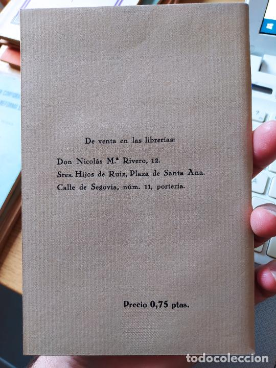 Libros antiguos: Dictadura Primo de Rivera. Marques de Estella, Soldado, Dictador, hombre de estado, Madrid. 1930 - Foto 2 - 240875215