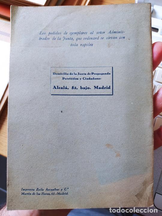 Libros antiguos: Dictadura Primo de Rivera, Mirando al futuro, Febrero 1929. articulos inspirados por el general. - Foto 2 - 240875865