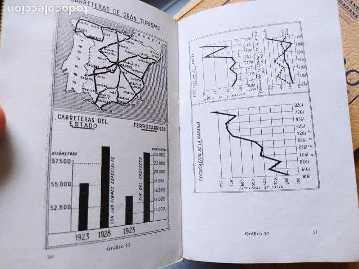 Libros antiguos: Dictadura Primo de Rivera, La Nueva España, Pequeño opusculo, 1929. muy raro - Foto 3 - 240877155