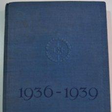 Libros antiguos: LAUREADOS DE ESPAÑA - EDICIONES FERMINA BONILLA - AÑO 1940 - MARQUINA, M. MACHADO, R. LEÓN,.... Lote 254855840