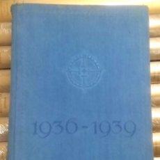 Libros antiguos: LAUREADOS DE ESPAÑA. EDICIONES FERMINA BONILLA-AÑO 1940-MARQUINA,M.MACHADO,R.LEON... Lote 262617560
