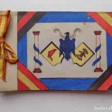Libros antiguos: LIBRERIA GHOTICA. CUADERNO MANUSCRITO DE ESCUELA. CIENCIAS. 1940.CALIGRAFIA Y 30 DIBUJOS. ÚNICO.. Lote 268744449
