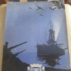 Libros antiguos: DEFENSA NACIONAL REVISTA ESPAÑOLA DE TÉCNICA MILITAR 1937 REPÚBLICA ESPAÑOLA. Lote 269092338