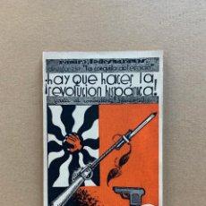 Libros antiguos: FASCISMO LEDESMA RAMOS CONQUISTA ESTADO NACIONAL SINDICALISMO DEDICATORIA FIRMADO FRANCO DEDICADO. Lote 271065368
