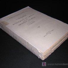 Libros antiguos: 1933 - CATALOGO DE MANUSCRITOS DE AMERICA EN LA BIBLIOTECA NACIONAL - JUALIAN PAZ. Lote 26937320