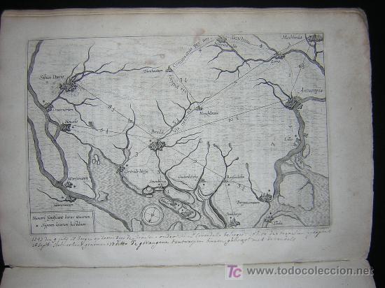 Libros antiguos: 1626 - HERMANNUS - OBSIDIO BREDANA ARMIS PHILIPPI IIII - SOBRE LA TOMA DE BREDA - 13 LÁMINAS - FOLIO - Foto 8 - 27456959