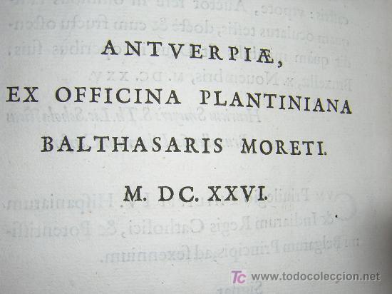 Libros antiguos: 1626 - HERMANNUS - OBSIDIO BREDANA ARMIS PHILIPPI IIII - SOBRE LA TOMA DE BREDA - 13 LÁMINAS - FOLIO - Foto 16 - 27456959