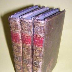 Libros antiguos: 1804 - CABALLERO FLORIAN - GONZALO DE CORDOBA Ó LA CONQUISTA DE GRANADA + HISTORIA DE LOS MOROS. Lote 26371533