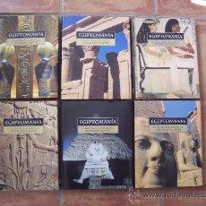 Libros antiguos: EGIPTO - EL FASCINANTE ANTIGUO EGIPTO - 6 VOLUMENES COMPLETO - ILUSTRADO . Lote 27607853