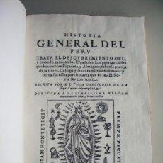 Libros antiguos: 1617-1723-COMENTARIOS REALES DE GARCILASO DE LA VEGA. 1ª Y 2ª PARTE.CARTA A LOPE DE VEGA. Lote 26492579