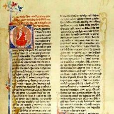 Libros antiguos: ELS FURS. FACSIMIL. VICENT GARCÍA EDITORES. EDICIÓN LUJO NUMERADA. 3 TOMOS. VALENCIA 1976. Lote 27187782