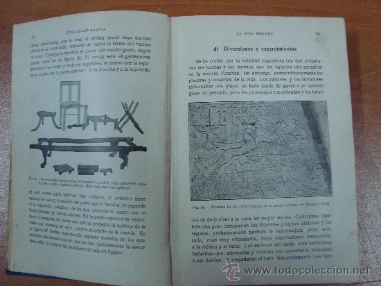 Libros antiguos: CIVILIZACIONES ANTIGUAS. 3 TOMOS EN UN VOLUMEN. GUSTAVO GILI 1924. - Foto 9 - 20619281