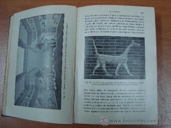 Libros antiguos: CIVILIZACIONES ANTIGUAS. 3 TOMOS EN UN VOLUMEN. GUSTAVO GILI 1924. - Foto 10 - 20619281