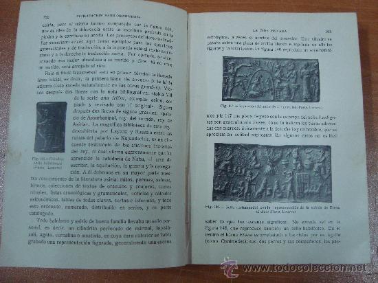 Libros antiguos: CIVILIZACIONES ANTIGUAS. 3 TOMOS EN UN VOLUMEN. GUSTAVO GILI 1924. - Foto 11 - 20619281