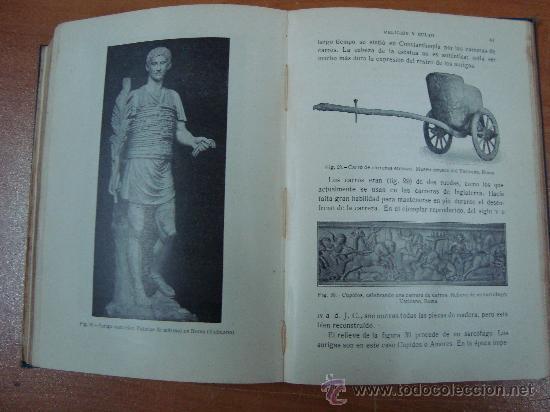 Libros antiguos: CIVILIZACIONES ANTIGUAS. 3 TOMOS EN UN VOLUMEN. GUSTAVO GILI 1924. - Foto 14 - 20619281