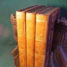 Libros antiguos: HISTORIA DE LA CIUDAD Y REINO DE VALENCIA - VICENTE BOIX - 1845 - 1847 VALENCIA - 3 TOMOS -. Lote 26428159