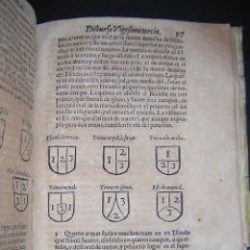 Libri antichi: 1659 - MORENO DE VARGAS - DISCURSOS DE LA NOBLEZA DE ESPAÑA. Lote 27099049