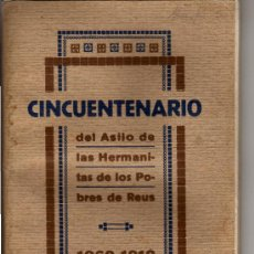 Libros antiguos: REUS-TARRAGONA. Lote 18942444