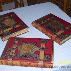 Libros antiguos: HISTORIA GENERAL DE ESPAÑA. MODESTO LAFUENTE. 25 TOMOS.. Lote 26675404