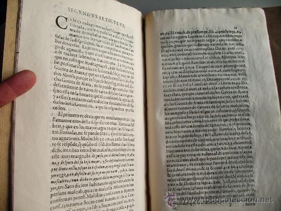 Libros antiguos: 1523- MAYORAZGO Y FAMILIA ARANA.GUADIX, HUÉLAGO, ALCALÁ LA REAL. GRANADA. - Foto 3 - 26988682