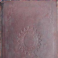 Libros antiguos: HISTORIA DE LOS ROMANOS, DE VICTOR DURUY, TOMO PRIMERO.. Lote 26455138