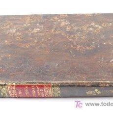 Alte Bücher - COMPENDIO DE HISTORIA UNIVERSAL, Ambrosio Rendu. 1848. TOMO III - 19819899