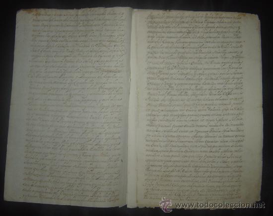Libros antiguos: 1650C.- LAS PROFECÍAS DE MALAQUÍAS. RARO Y EXTRAÑO MANUSCRITO.ORIGINAL.PUEDE PAGARSE A PLAZOS. - Foto 2 - 27574908