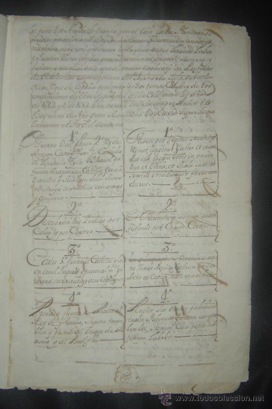 Libros antiguos: 1650C.- LAS PROFECÍAS DE MALAQUÍAS. RARO Y EXTRAÑO MANUSCRITO.ORIGINAL.PUEDE PAGARSE A PLAZOS. - Foto 3 - 27574908