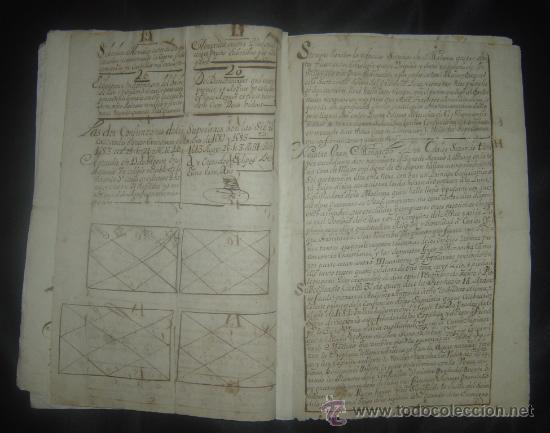 Libros antiguos: 1650C.- LAS PROFECÍAS DE MALAQUÍAS. RARO Y EXTRAÑO MANUSCRITO.ORIGINAL.PUEDE PAGARSE A PLAZOS. - Foto 6 - 27574908