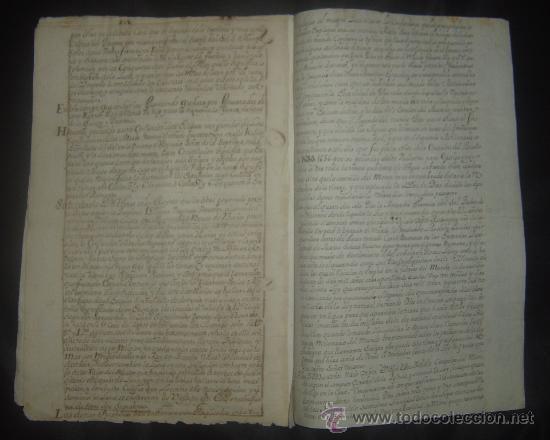 Libros antiguos: 1650C.- LAS PROFECÍAS DE MALAQUÍAS. RARO Y EXTRAÑO MANUSCRITO.ORIGINAL.PUEDE PAGARSE A PLAZOS. - Foto 8 - 27574908