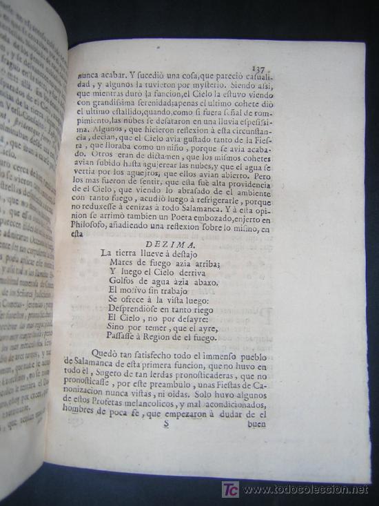Libros antiguos: 1746 - LA JUVENTUD TRIUNFANTE - JESUITAS, SALAMANCA, POESIA - Foto 8 - 27416712