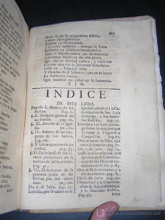 Libros antiguos: 1746 - LA JUVENTUD TRIUNFANTE - JESUITAS, SALAMANCA, POESIA - Foto 12 - 27416712