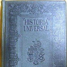 Libros antiguos: HISTORIA UNIVERSAL TOMO XXII * LA REFORMA RELIGIOSA EN.. * - G. ONCKEN - MONTANER - AÑO 1934 - 490 P. Lote 21199377