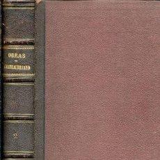Alte Bücher - CHATEAUBRIAND – DIVERSAS OBRAS - Año 1871 - 27507910