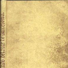 Libros antiguos: CONSULADO DEL MAR DE BARCELONA – AÑO 1732. Lote 27545565