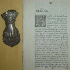 Libros antiguos: 1487-1633 HISTORIA REAL DE VIZCAYA.IMPRESA EN BILBAO.RARÍSIMA.PUEDE PAGARSE A PLAZOS. Lote 27640964