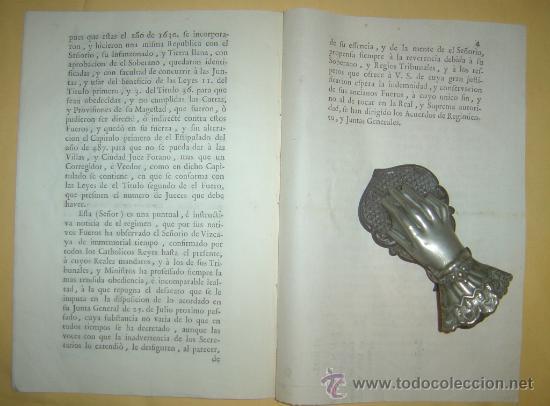 Libros antiguos: 1487-1633 HISTORIA REAL DE VIZCAYA.IMPRESA EN BILBAO.RARÍSIMA.PUEDE PAGARSE A PLAZOS - Foto 9 - 27640964