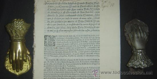 Libros antiguos: 1630-PLEYTO DE TIERRAS,VALENCIA, JERÉZ, JAÉN. MUY RARO.PUEDE PAGARSE A PLAZOS - Foto 2 - 27640966