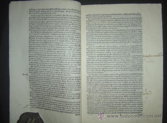 Libros antiguos: 1630-PLEYTO DE TIERRAS,VALENCIA, JERÉZ, JAÉN. MUY RARO.PUEDE PAGARSE A PLAZOS - Foto 4 - 27640966