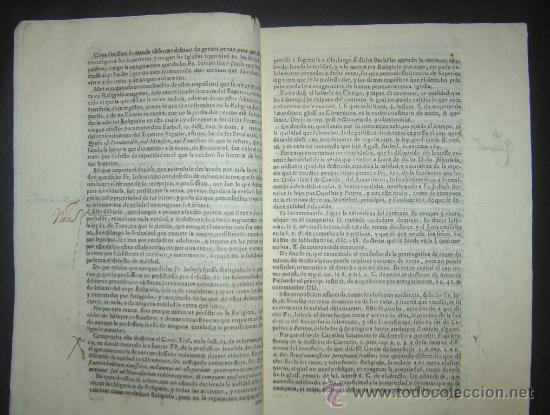Libros antiguos: 1630-PLEYTO DE TIERRAS,VALENCIA, JERÉZ, JAÉN. MUY RARO.PUEDE PAGARSE A PLAZOS - Foto 5 - 27640966
