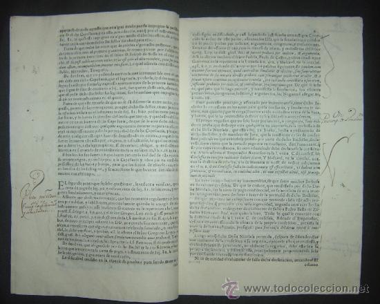 Libros antiguos: 1630-PLEYTO DE TIERRAS,VALENCIA, JERÉZ, JAÉN. MUY RARO.PUEDE PAGARSE A PLAZOS - Foto 8 - 27640966