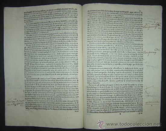 Libros antiguos: 1630-PLEYTO DE TIERRAS,VALENCIA, JERÉZ, JAÉN. MUY RARO.PUEDE PAGARSE A PLAZOS - Foto 11 - 27640966