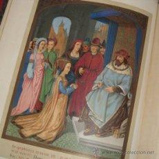 Libros antiguos: 'MOEURS, USAGES ET COSTUMES AU MOYEN AGE ET A L'EPOQUE DE LA RENAISSANCE' DE PAUL LACROIX, 1874. Lote 23305608