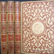 Libros antiguos: HISTORIA DE LOS GRIEGOS, DURUY, V. 3 VOL., 1890. EX LIBRIS ARTHUR MAS.. Lote 23383407