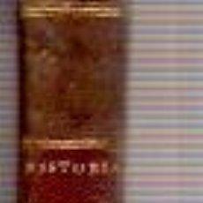 Libros antiguos: HISTORIA ECLESIÁSTICA GENERAL O SIGLOS DEL CHRISTIANISMO. TOMO 10 (MADRID, 1789) PLENA PIEL CON TEJU. Lote 24278614