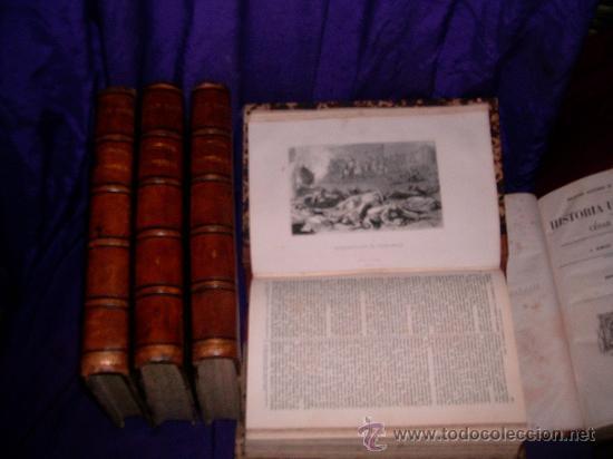 HISTORIA UNIVERSAL (Libros antiguos (hasta 1936), raros y curiosos - Historia Antigua)