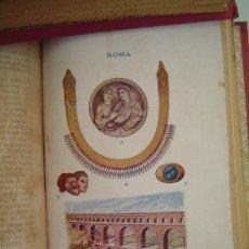 Libros antiguos: HISTORIA UNIVERSAL . CESAR CANTU 1911 (43 VOLS) - ILUSTRADA. Lote 26185057