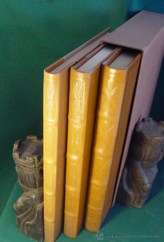 Libros antiguos: ELS FURS. FACSIMIL. VICENT GARCÍA EDITORES. EDICIÓN LUJO NUMERADA. 3 TOMOS. VALENCIA 1976 - Foto 2 - 27187782